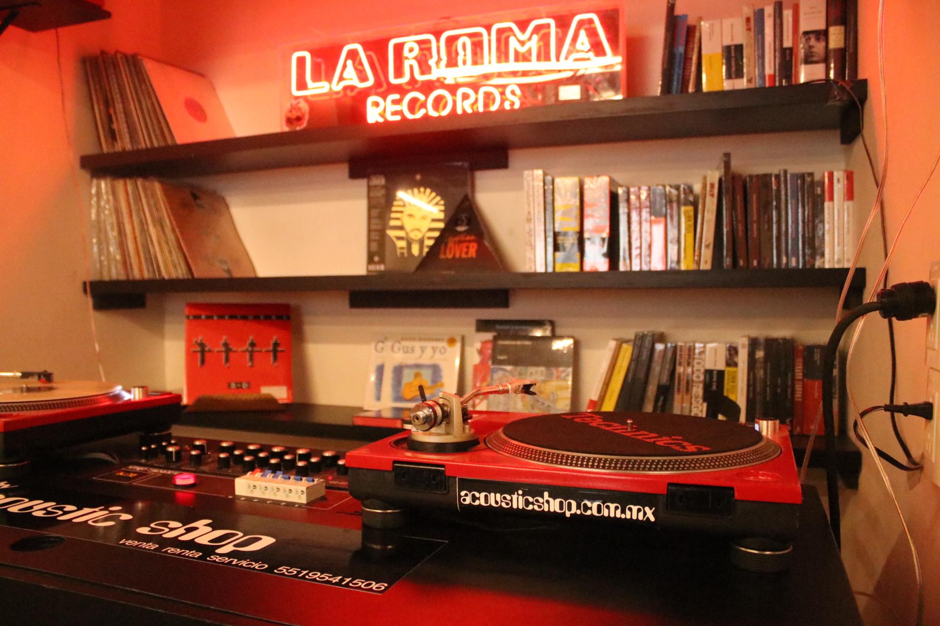 Seis años de música, seis años de La Roma Records