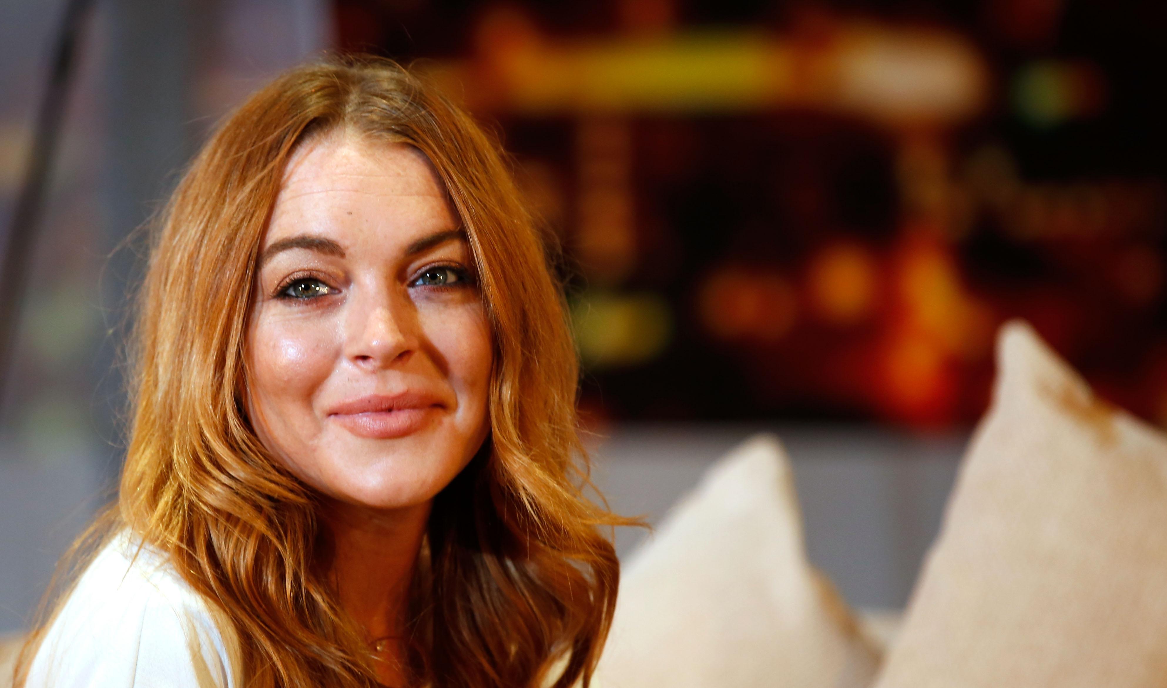 Lindsay Lohan declara en contra del movimiento MeToo