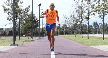 Este corredor ha participado en todos los Maratones de la Ciudad de México