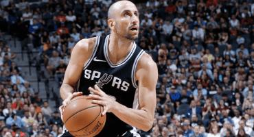 5 datos y 5 mejores momentos del basquetbolista Manu Ginóbili