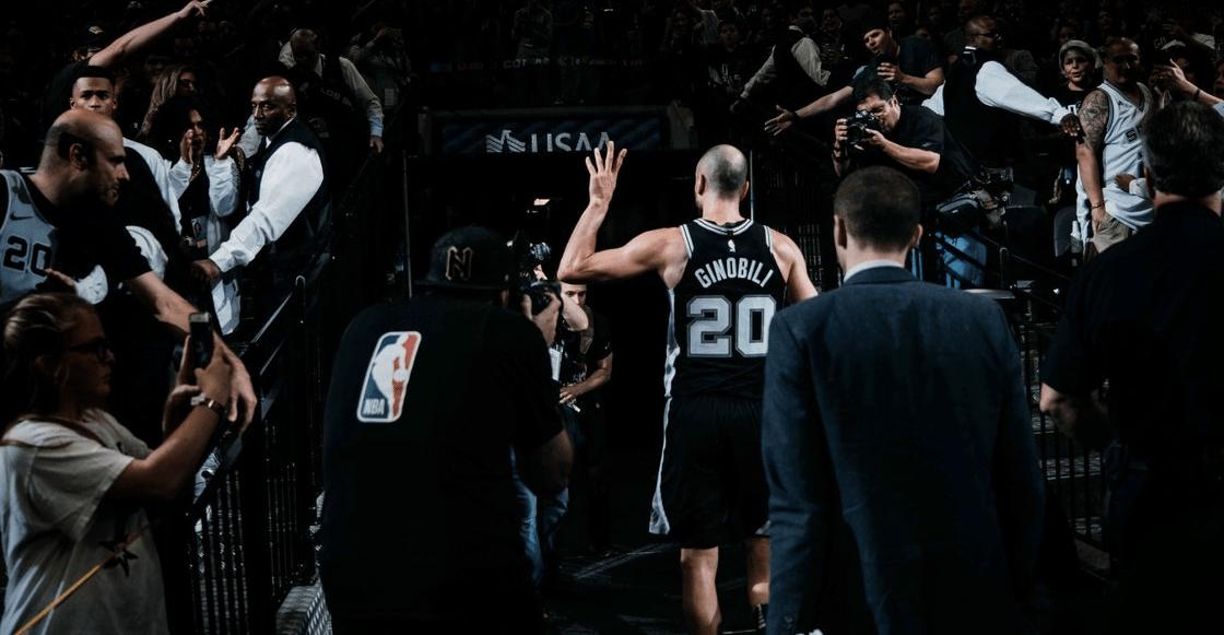 El gran legado del basquetbolista argentino de la NBA Manu Ginóbili
