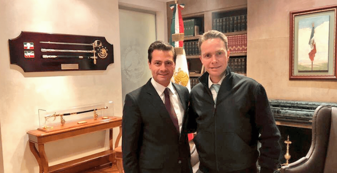 Ya hay gobernador provisional de Chiapas, Manuel Velasco se perfila al Senado