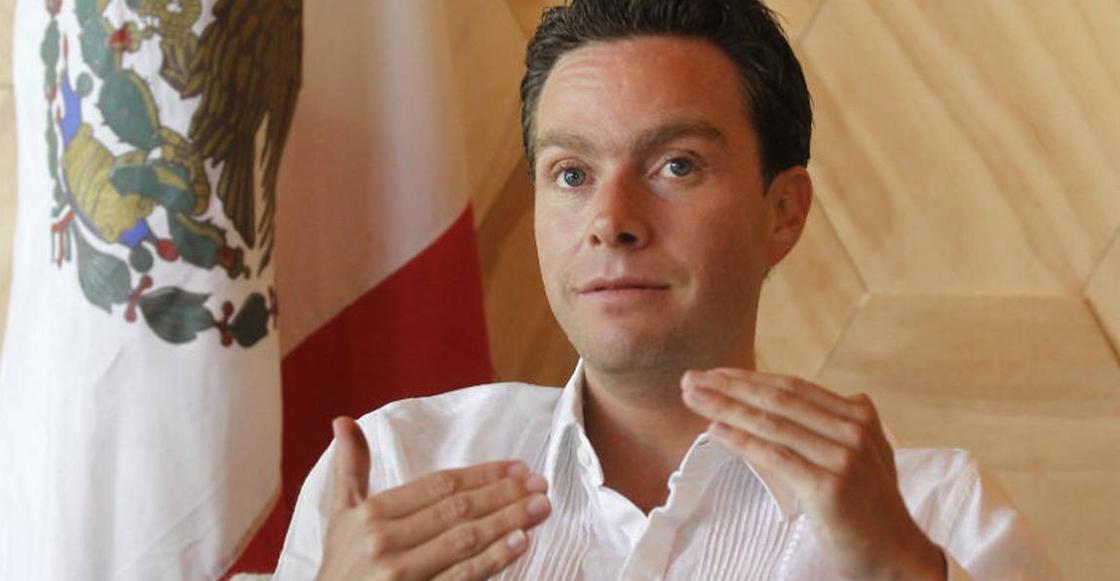 Manuel Velasco será coordinador de la bancada del PVEM en el Senado