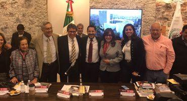 Martí Batres será propuesto por Morena para dirigir el Senado