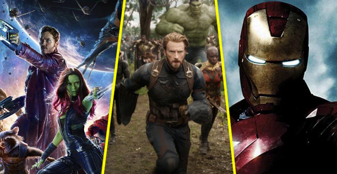 Marvel proyectará sus películas en el cine para celebrar sus 10 años