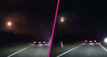 Whaat?! Un meteorito cayó en Australia y las imágenes son increíbles