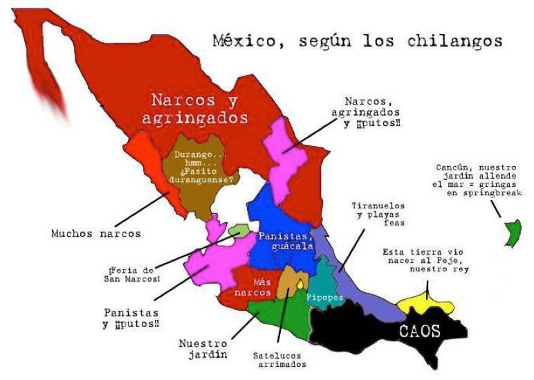 Cosas que identifican a un chilango en provincia