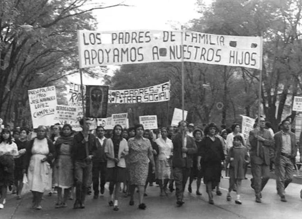 ¡2 de octubre no se olvida! Crean memorial a 50 años del movimiento estudiantil