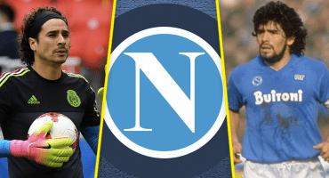 Lo que no sabes del Napoli, el futuro equipo de Guillermo Ochoa