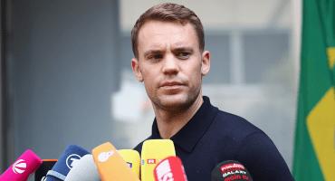 Manuel Neuer desmiente que haya racismo en la selección de Alemania