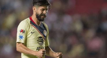 ¡Quedó en 21! Oribe Peralta rompió sequía goleadora