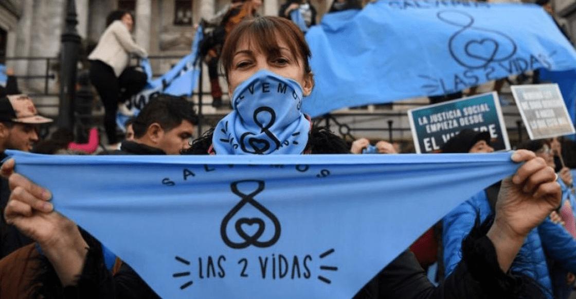 Tras discusión del aborto, fundan partido provida en Argentina