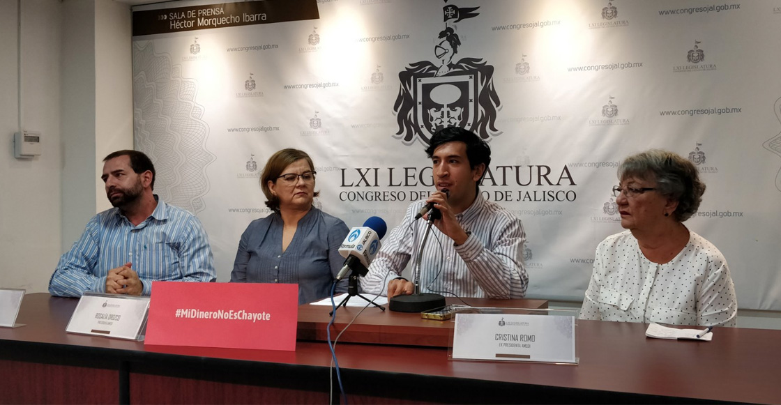 #MiDineroNoEsChayote: la iniciativa de Kumamoto contra la #LeyChayote