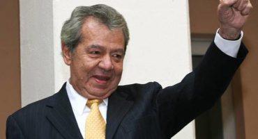 Morena propone a Porfirio Muñoz Ledo para dirigir la Cámara de Diputados