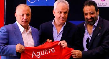 Javier Aguirre da primera convocatoria con Egipto con Mohamed Salah como líder