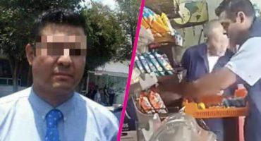 Aparecen más videos de supuestos repartidores Bimbo robando en tiendas