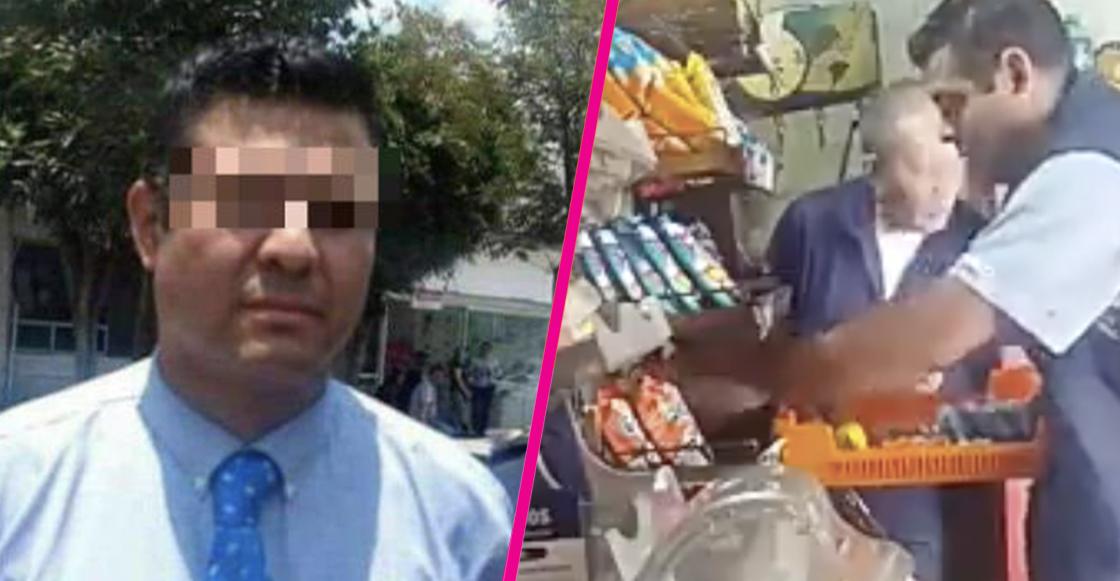 APARECEN MÁS VIDEOS DE ROBOS DE REPARTIDORES BIMBO