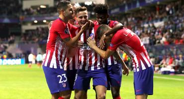 ¡Por fin! Atlético de Madrid se lleva la Supercopa de Europa ante el Real Madrid