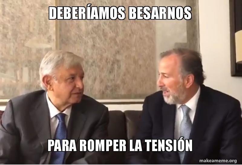 Y después de la reunión AMLO-Meade, van los mejores memes