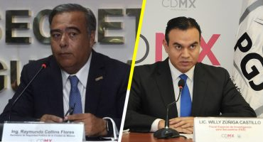 ¡Pónganse de acuerdo! Procuraduría desmiente secuestro anunciado por la SSP