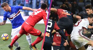 Sampdoria-Fiorentina y Milan-Genoa pospuestos por la tragedia de Génova