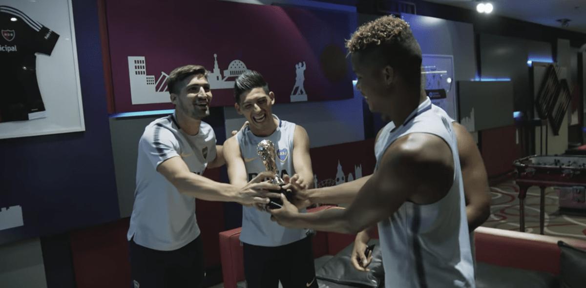 Serie de Boca Juniors ya tiene fecha de estreno en Netflix