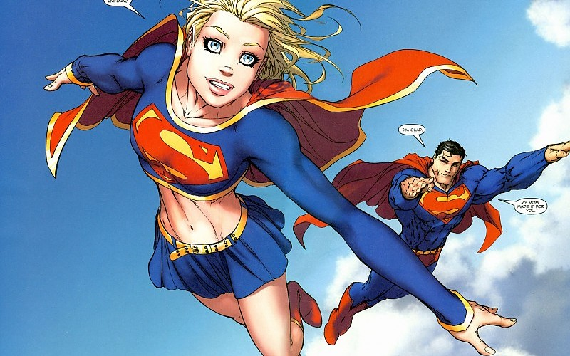 Warner Bros y DC prepara una película de Supergirl
