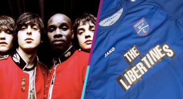 'The Libertines' está de vuelta... ¡ahora en el futbol inglés!