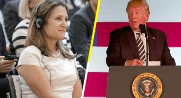 Trump envía al Congreso acuerdo con México, Canadá sigue negociando