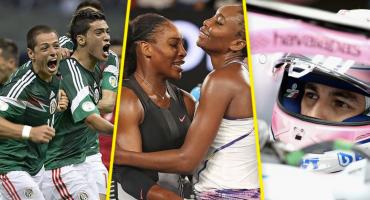 Raúl Vs. Chicharito, Serena Vs. Venus, GP de Italia: Lo imperdible del fin