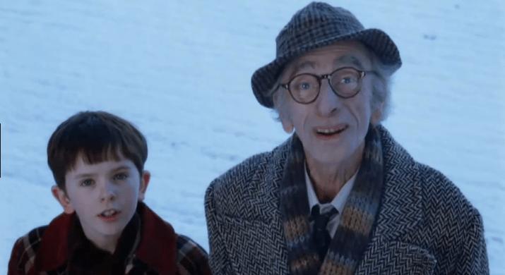 Los 8 abuelos más famosos del cine y la televisión