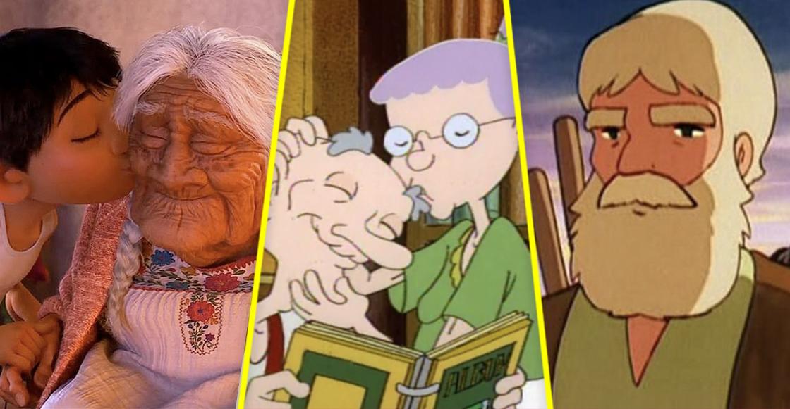 Los 8 abuelos más famosos del cine y la televisión que todos amamos