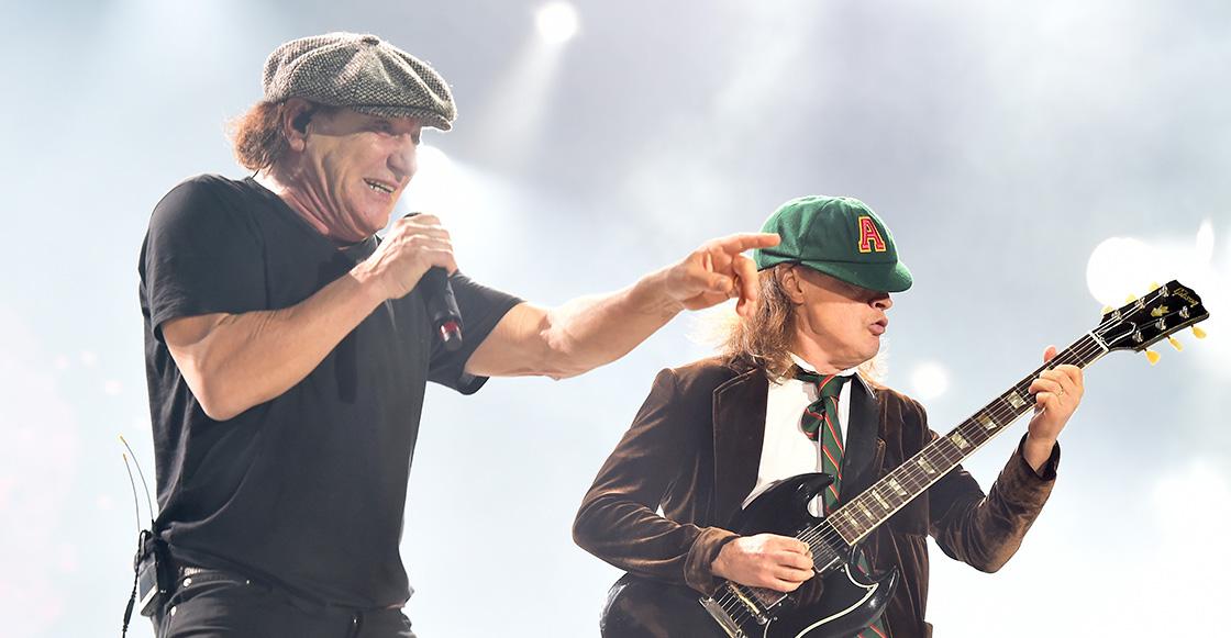 ¡Santo Dios del rock! Al parecer, AC/DC se ha reunido para preparar nueva música