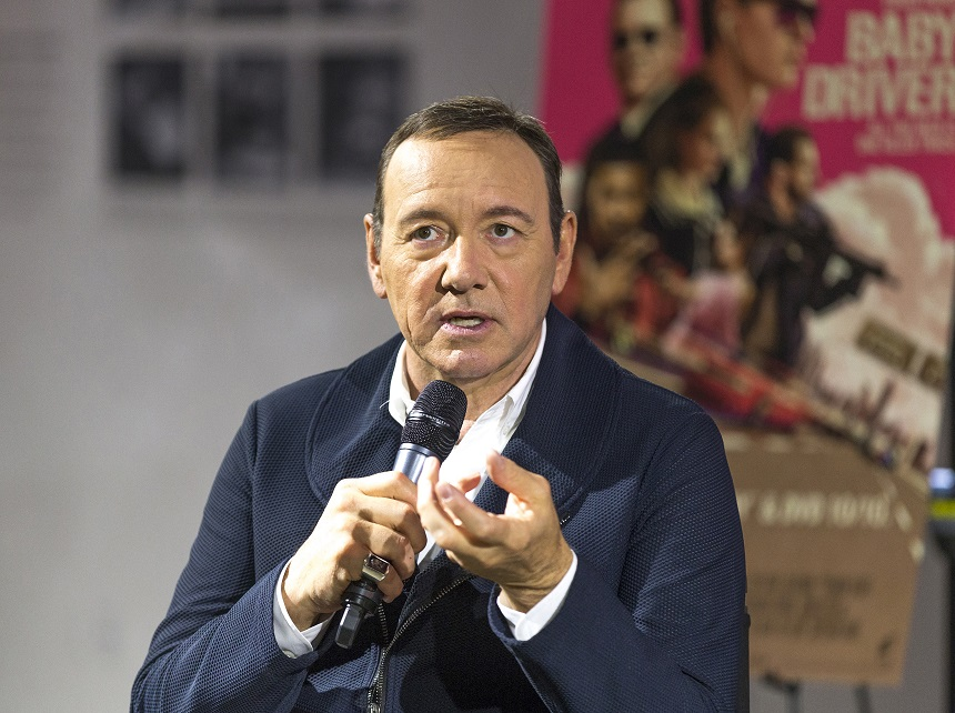 Kevin Spacey - Actor