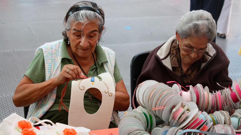 ¿Cuáles son los programas de apoyo para los adultos mayores en México? 🤔