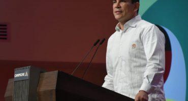 Alejandro Moreno se destapa para dirigir al PRI… ¿quién? el gobernador de Campeche