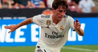 Odriozola no jugará Supercopa de Europa contra Atlético de Madrid el miércoles