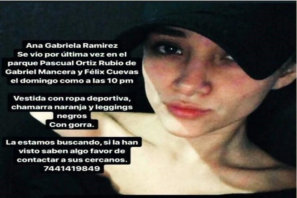 Hallan cuerpo de una joven en la delegación Álvaro Obregón