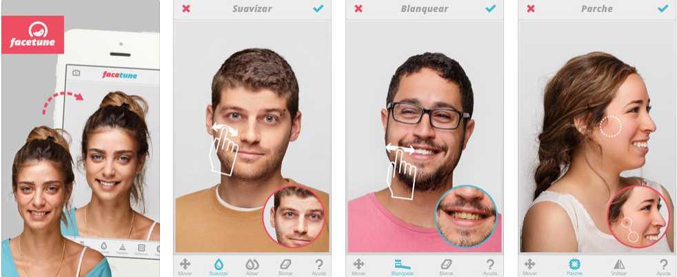 Estas son las apps más usadas por varios fotógrafos profesionales en el mundo