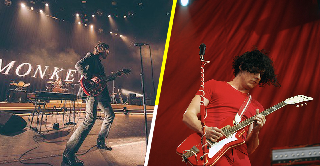 Arctic Monkeys coverea a The White Stripes con 'The Union Forever'