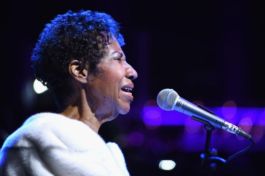 Famosos se despiden de Aretha Franklin con emotivos mensajes en las redes