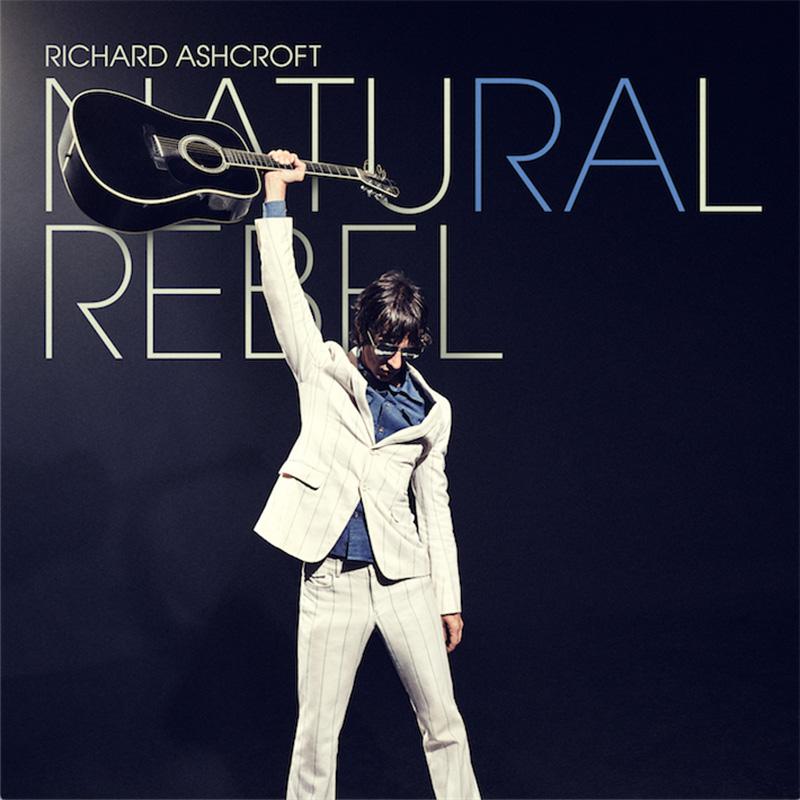 Richard Ashcroft regresa a la música con nuevo disco 'Natural Rebel'