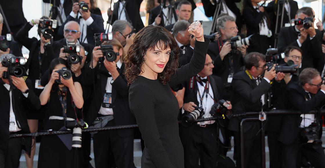 Despiden a Asia Argento de 'X Factor Italia' por acusaciones de abuso sexual