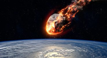 ¡Aguas! Un asteroide