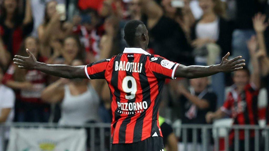 Patrick Vieira pide al Niza que Mario Balotelli se vaya del club