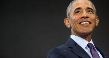 Ex presidente Barack Obama