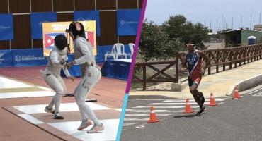 Barranquilla 2018: México hace 1-2-3 en Triatlón, pero se queda sin bronce