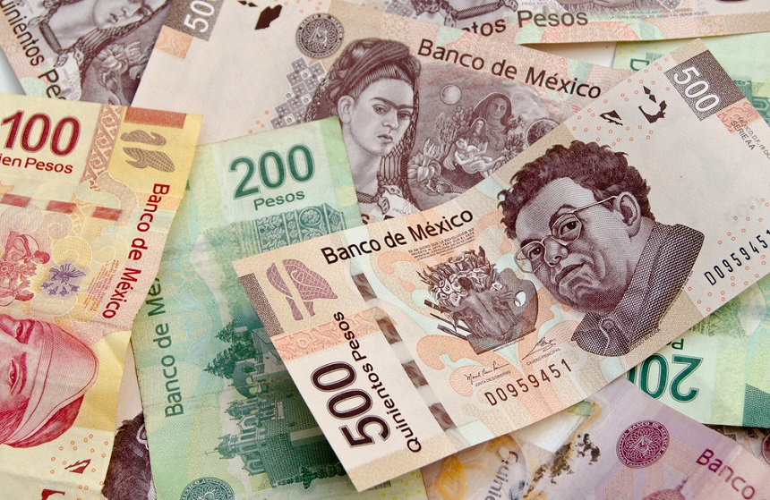 Billete mexicano