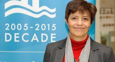 Blanca Jiménez Cisneros estará al frente de la Conagua en gobierno de AMLO