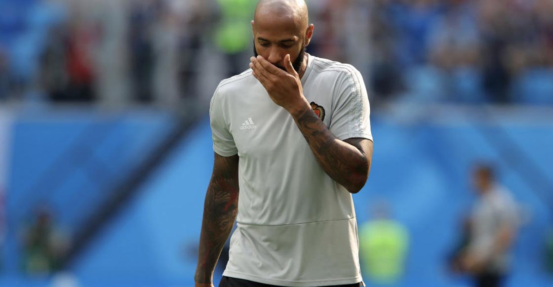 Burdeos abandona la opción de Thierry Henry como nuevo Director Técnico